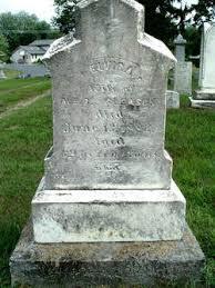 Elvira Houghton Gleason (unknown-1882) - Find A Grave Memorial