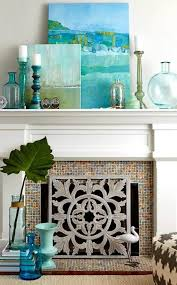 10 ideas for decorating your fireplace mantle home decor newlywed first house nesting shelf shelving succulent nautical easy