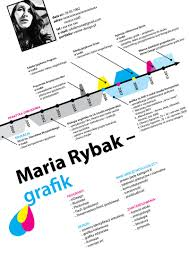Infographic Style Still Very Clean And Readable Cv By Verine On