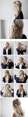 Top 10 Long Hair Tutorials For
