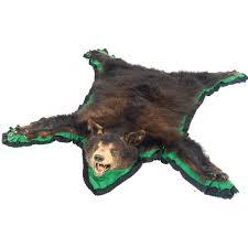 vintage black bear skin rug bear skin rug vintage black bear skin rug bear skin rug