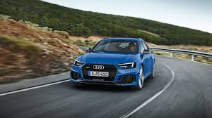 2017 Audi RS4 Avant Review - Top Speed