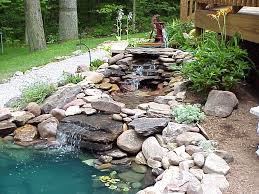 Small Picture Garden Pond Design Ideas You Can Try The Garden Inspirations