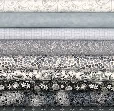 193 best Quilting - can't have too much fabric! images on ... & Weekly Special Off! Black, White and Gray All Over Fat Quarter Bundle,  Eight Fat Quarters, Cotton Quilt Fabric Bundle by on Etsy Adamdwight.com