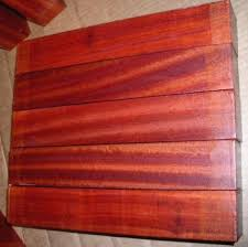 4 pack of bloodwood boards each at 3 4