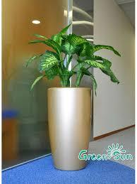 large pots and vases big plastic pots outdoor large plastic plant pots