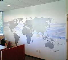 office world map. Nice World Map For Office On Wall. L