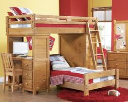 creekside taffy twin student loft bed w desk with chest beds light wood kids bunk bed for girls d64 kids