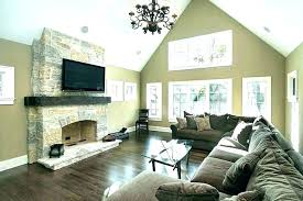 fancy mounting tv above brick fireplace how to mount a above a fireplace mount brick fireplace