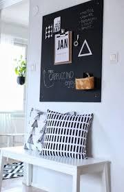 simple blackboard 32 Chalkboard Decor Ideas