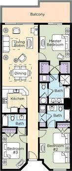 3 bedroom vacation villas in orlando. floorplan: 3 bedroom deluxe villa vacation villas in orlando