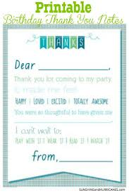 Thank You Notes For Birthday All About Birthday