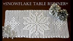 Crochet Table Runner Patterns Easy Awesome Design Inspiration