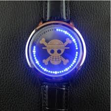 online buy whole lucky brand watches for men from lucky cool touch screen led wrist watch brand new skull dial pattern 2016 men women sport watch