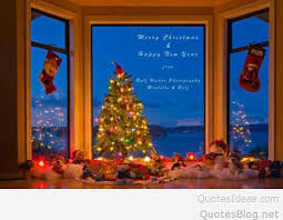 Christmas Lights Quotes Magnificent Christmas And Happy New Year Quotes Messages Sayings 48