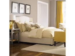Louis Bedroom Furniture Jonathan Louis Haven Beds Bergman Queen Button Tufted Upholstered