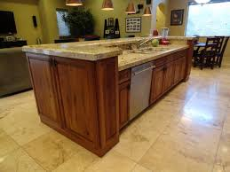 Small Kitchen Island With Sink Stylish Kitchen Island With Sink And Dishwasher For The Home