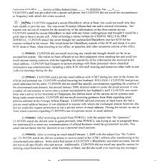 fbi releases page summary of its interview hillary clinton  fbi releases 11 page summary of its interview hillary clinton pages 1 thru