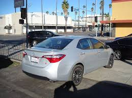 Used 2014 Toyota Corolla S Plus at Magic Auto Center Van Nuys