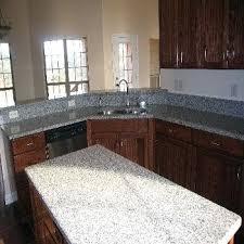 gr luna pearl granite countertops white cabinets