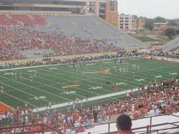 Dkr Texas Memorial Stadium Section 9 Rateyourseats Com