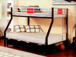 Twin over Full Metal Bunk Bed Styles