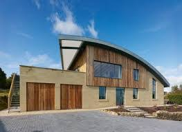 Advantages of Curved Roofs