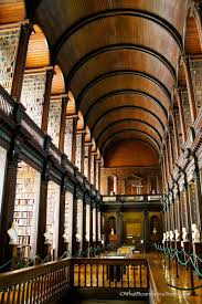 best campuses images college library college trinity college library