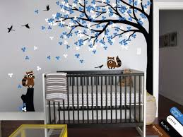 nursery wall tree decal rac corner