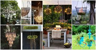 outdoor chandelier solar outdoor solar chandelier diy designs