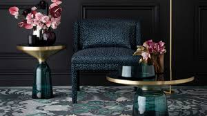 furniture trends. architectural trends have inspired a resurgence of colour in home furnishings furniture