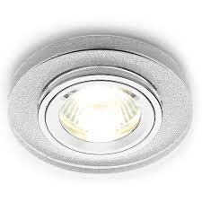 Встраиваемый <b>светильник Ambrella light</b> Mirror <b>D0326</b> CH ...