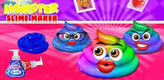 Приложения в Google Play – <b>Monster Slime</b> Surprise! Living Super ...