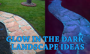 fascinating glow in the dark landscaping diy pic of gravel pertaining to glow in the dark