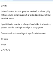 Thank You Letter For Job Reference Thank You For Job Reference Rome Fontanacountryinn Com