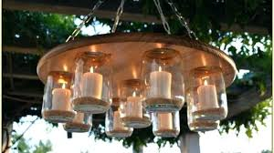 outdoor led hanging chandelier non electric elegant chandeliers candle regarding e