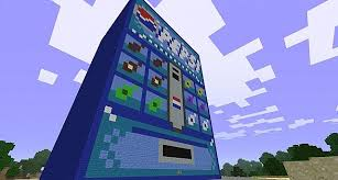 How To Make A Vending Machine Minecraft New Minecraft Vending Machine Minecraft Project