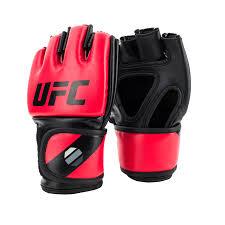 Ufc Glove Size Chart Ufc 5oz Mma Gloves