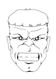Disegni Da Colorare Hulk Da Stampare Fredrotgans