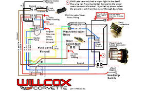 corvette wiring diagram wiring diagrams online