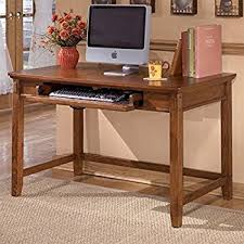 home office small desk. ashley h31910 cross island home office small leg desk