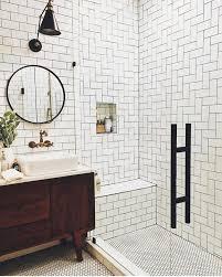 "Audrey Crisp on Instagram: ""What a cool bathroom! I love the MCM ..."