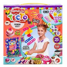 <b>Danko</b> Toys Набор <b>теста для лепки</b> Master Do 25 цветов ...