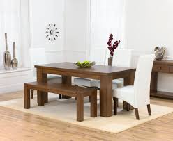 next barcelona 180cm x 4 wng ivory chairs bench