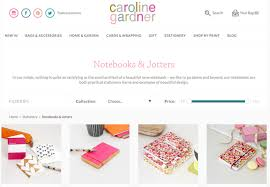 cool stationery items home. Best Websites For Stylish Stationery - Caroline Gardner Cool Items Home