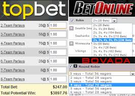 Round Robin Parlay Chart A Beginners Guide To Round Robin Betting
