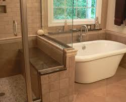 bathroom remodel ideas on a budget. Bathroom Small Remodel On A Budget White Bathtub Near Floating Sink Wall Mount Cabinet Towel Rails Ideas (