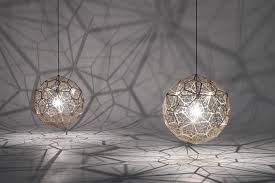 tom lighting. Tom Dixon\u0027s Etch Light Web Projects Amazing Geometrical Shadows | Inhabitat - Green Design, Innovation, Architecture, Building Lighting