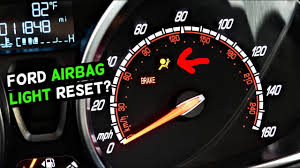 2005 Ford Focus Battery Light Stays On How To Turn Off Airbag Light On Ford With No Tools Air Bag Reset
