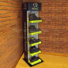 Free Standing Shop Display Units Boot Display Floor Standing Unit Floor Standing Displays Retail 75